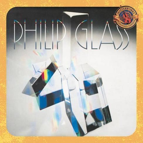 Glass - Glass:Glassworks (CD) - image 1 of 1