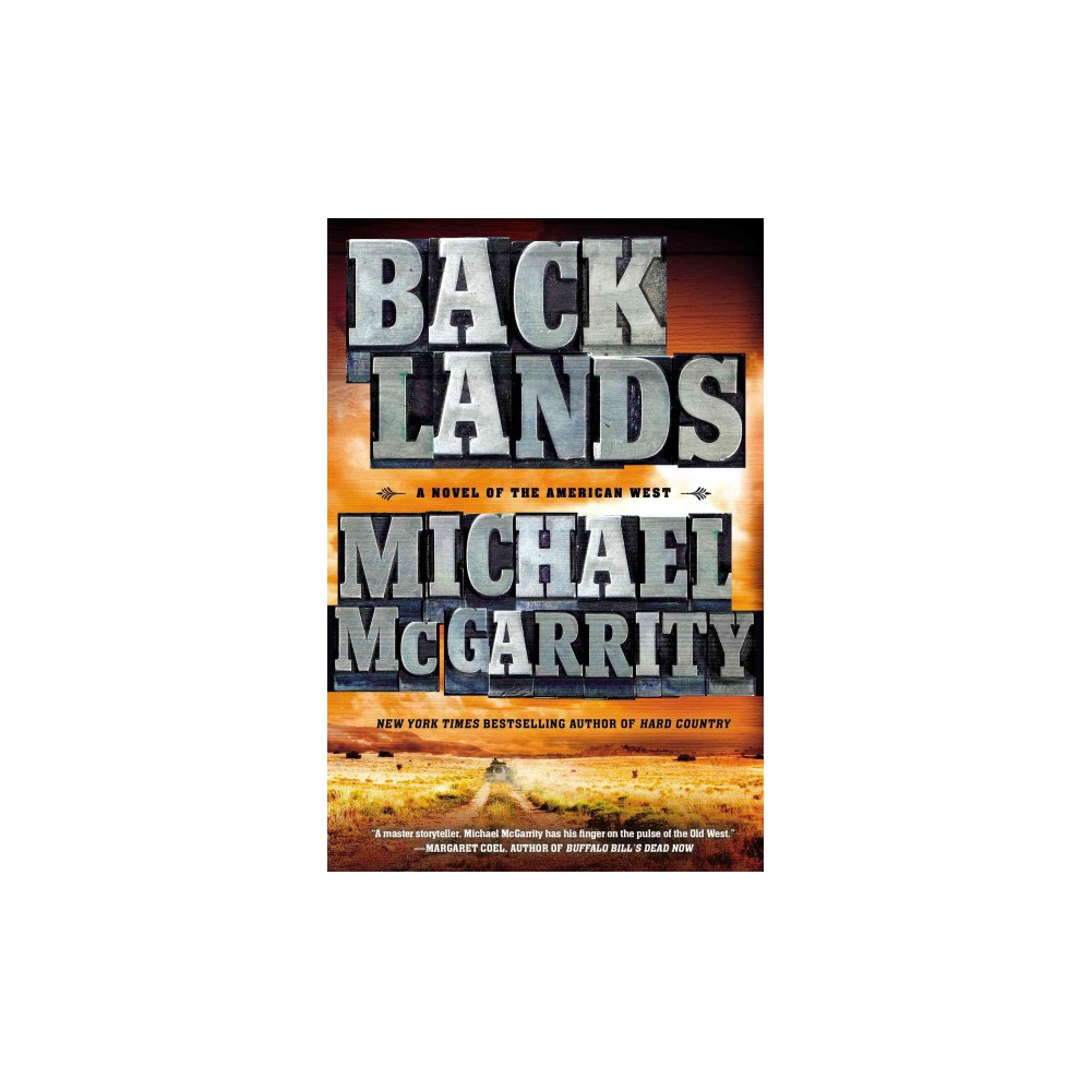 Backlands (Paperback), Books