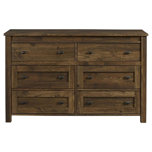Brookside 6 Drawer Dresser - Room & Joy - image 1 of 4