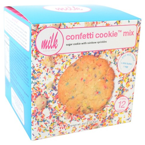 Milk Bar Confetti Cookie™ Mix 15.6oz - image 1 of 1