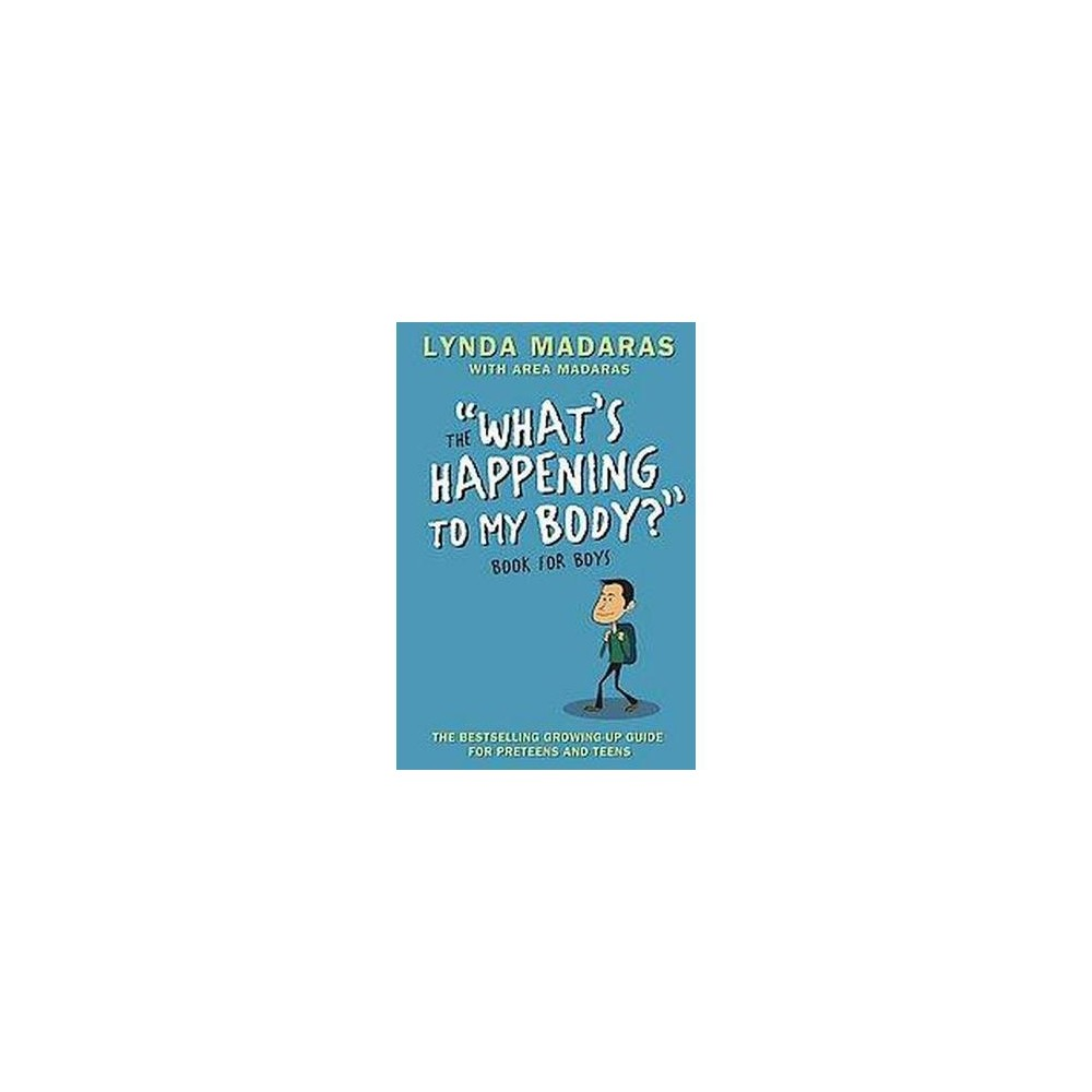'What's Happening to My Body?' Book for Boys (Revised) (Paperback) (Lynda Madaras)