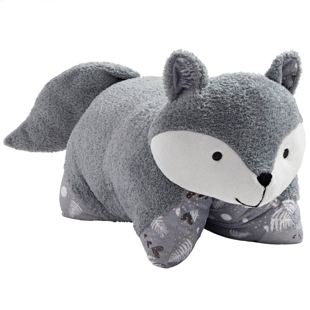 Image of Naturally Comfy Fox Pillow - Pillow Pet