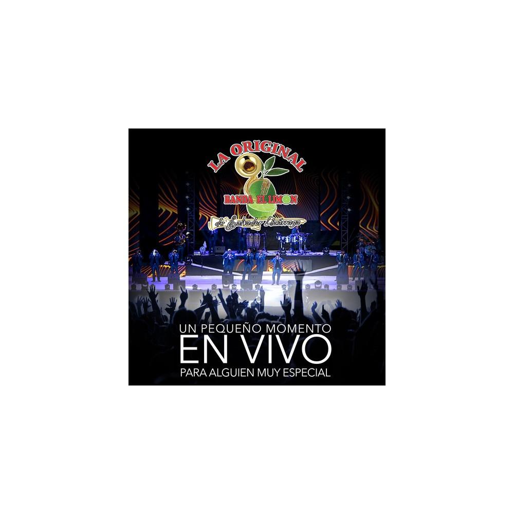 La Original Banda El - Un Pequeno Momento En Vivo Para Algui (CD)
