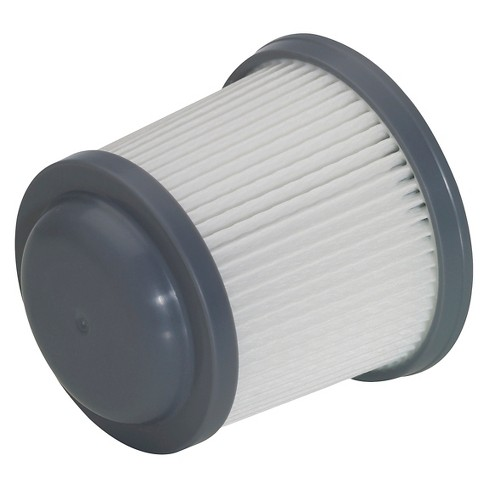 BLACK+DECKER™ Replacement Washable Pleated Pivot Vac Filter - White PVF110 - image 1 of 1