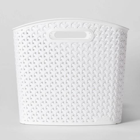XL Y-Weave Curved Bin - Room Essentials™ - image 1 of 3