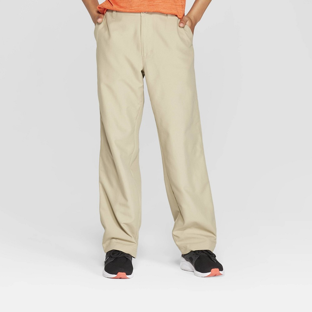 Boys' Golf Pants - C9 Champion Khaki (Green) XL