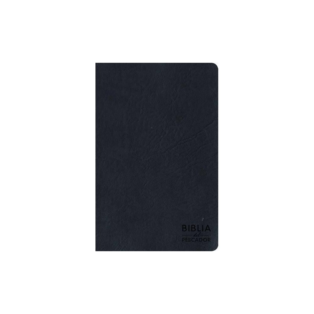 Biblia del Pescador / Fisherman's Bible : Reina-Valera 1960, Azul, símil piel / King James Version,
