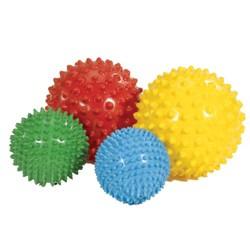 Edushape Sensory Balls  - Set of 4
