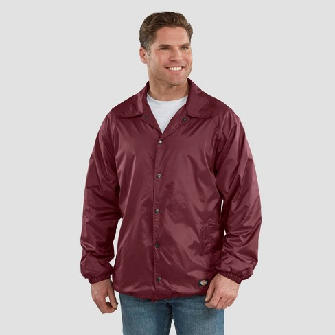 Dickies Men's Long Sleeve Bomber Jackets - image 1 of 2