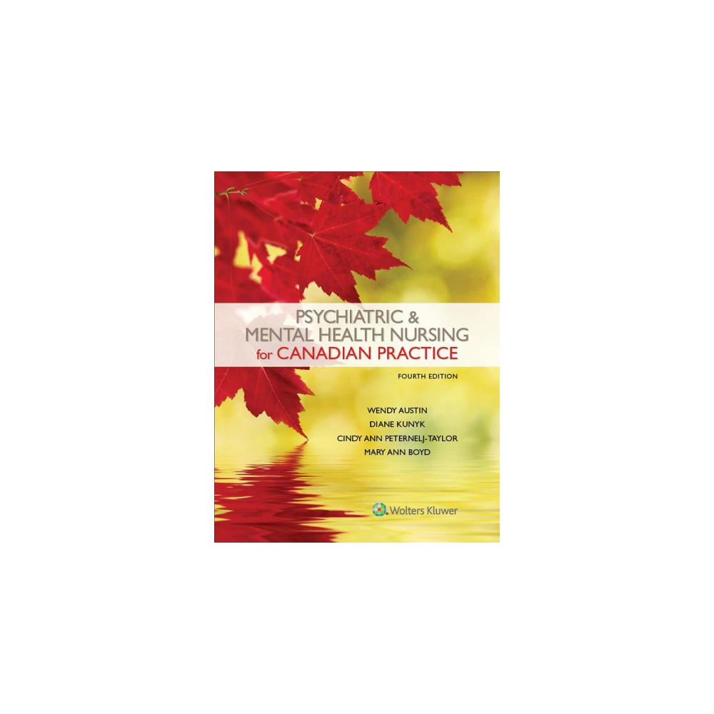 Psychiatric & Mental Health Nursing for Canadian Practice - 4 Har/Psc (Hardcover)