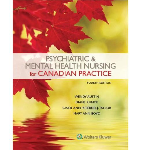 Psychiatric Mental Health Nursing For Canadian Target