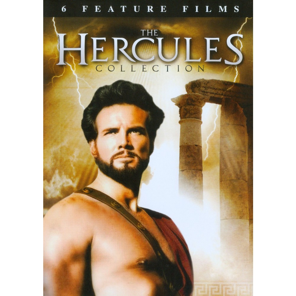 Hercules Collection (Dvd)
