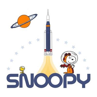 Bedtime Originals Astronaut Snoopy Wall Decals