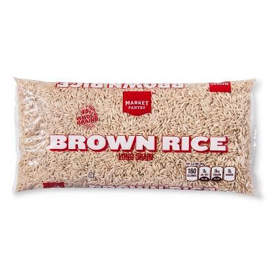 Brown Long Grain Rice 1lb - Market Pantry™