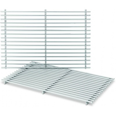 Weber  Stainless Steel Cooking Grates For Spirit 300 Series Gas Grills 7639