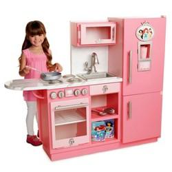 KidKraft Vintage Kitchen - Pink : Target