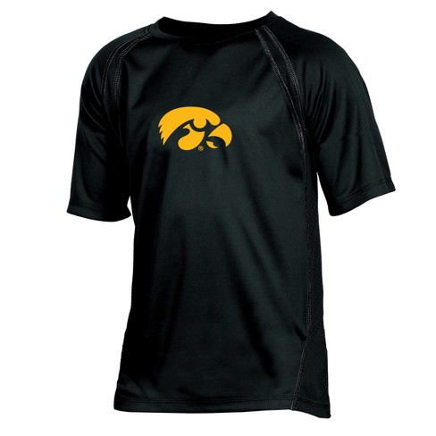 Iowa Hawkeyes Boy's Impact Poly Performance T-Shirt - image 1 of 1