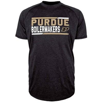 NCAA Purdue Boilermakers Men's Short Sleeve Performance T-Shirt
