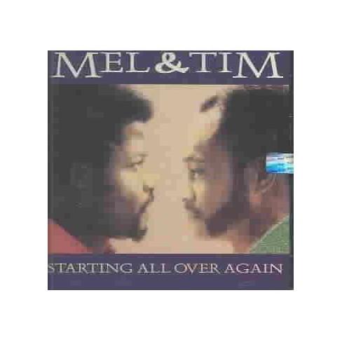 Mel  &  Tim - Starting All over Again (CD) - image 1 of 1