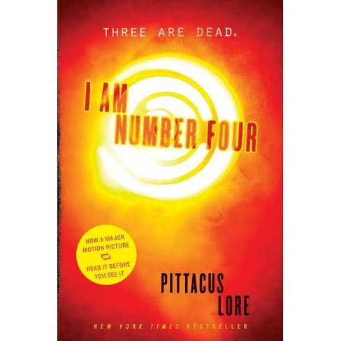 I Am Number Four ( Lorien Legacies) (Hardcover) by Pittacus Lore - image 1 of 1