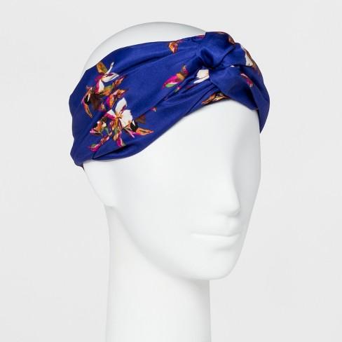 Women s Twist Front Headband - A New Day™   Target a23a8155965