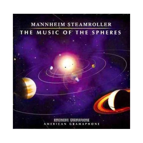 Mannheim Steamroller - Music Of The Spheres (CD) - image 1 of 1