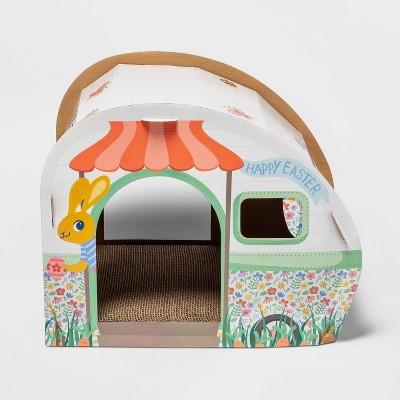 Easter Egg Camper Cat Scratch House - Boots & Barkley™