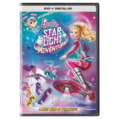 Barbie - Star Light Adventure (DVD) - image 1 of 1