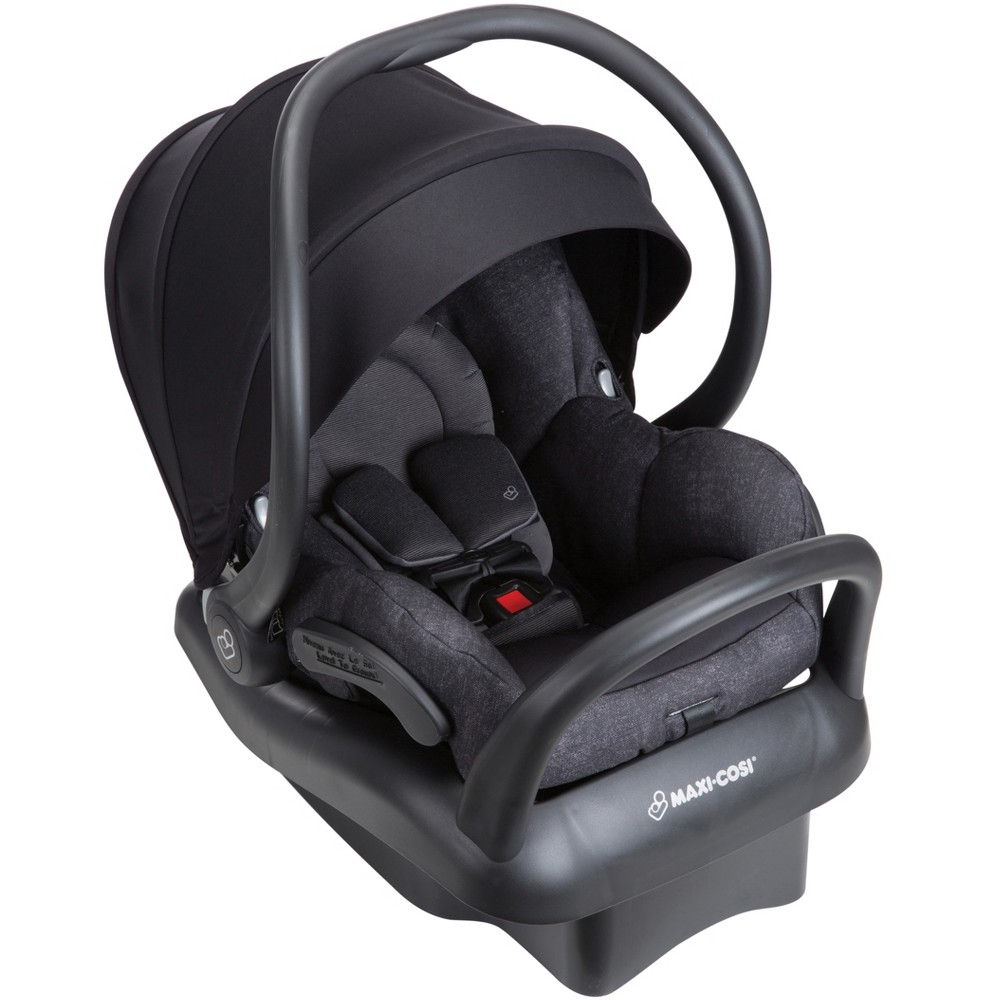 Maxi-Cosi Mico Max 30 Infant Car Seat With Base - Nomad Black