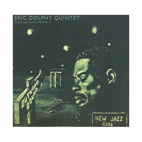Eric Dolphy - Outward Bound (CD) - image 1 of 1