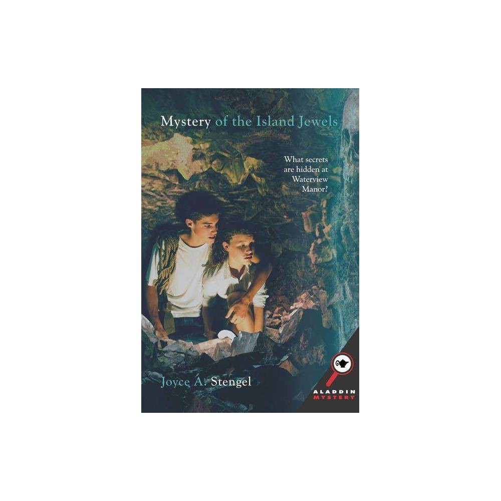 Mystery Of The Island Jewels Original By Joyce A Stengel Paperback