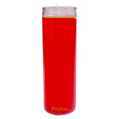 Jar Candle Red 11.3oz - Continental Candle