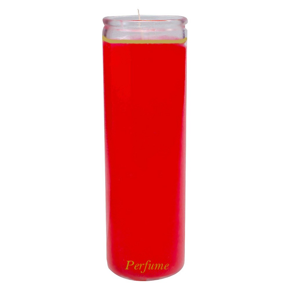 Image of Jar Candle Red 11.3oz - Continental Candle
