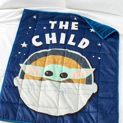 Star Wars: The Mandalorian The Child Weighted Blanket