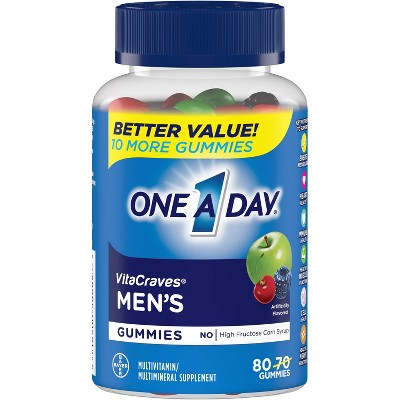 One A Day Men's Multi Gummies