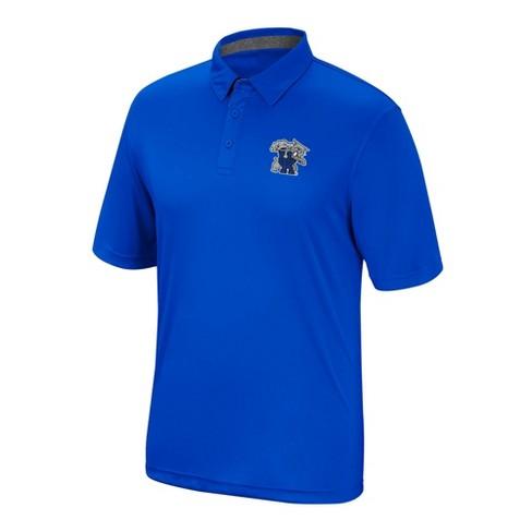 NCAA Kentucky Wildcats Men's Polo Shirt - XL