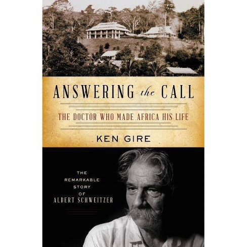 Answering the Call - (Christian Encounters) by  Ken Gire (Paperback) - image 1 of 1