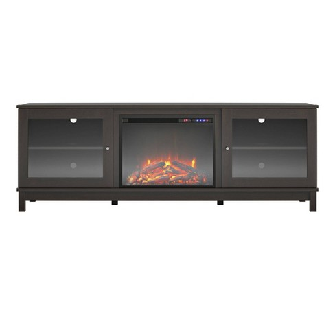 """70"""" Lannon Fireplace Tv Stand - Room & Joy - image 1 of 4"""