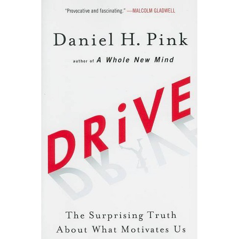 Drive - by  Daniel H Pink (Paperback) - image 1 of 1
