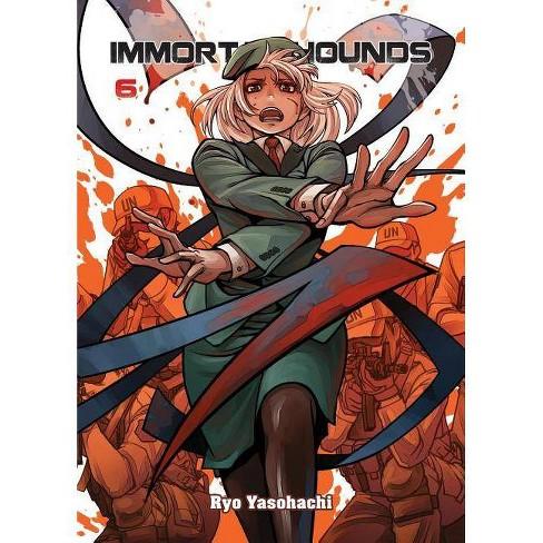 Immortal Hounds, 6 - by  Ryo Yasohachi (Paperback) - image 1 of 1