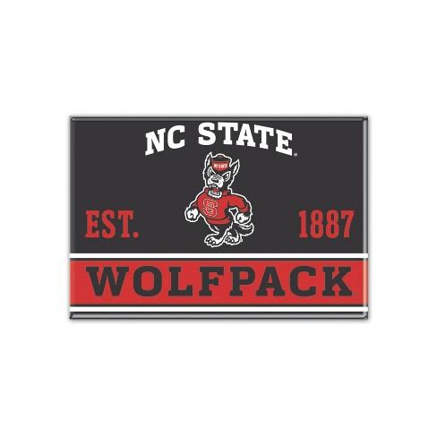 NCAA NC State Wolfpack Fridge Magnet - image 1 of 1