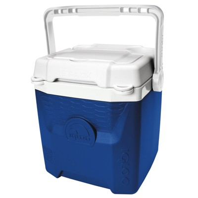 Igloo Quantum 12qt Cooler - Majestic Blue