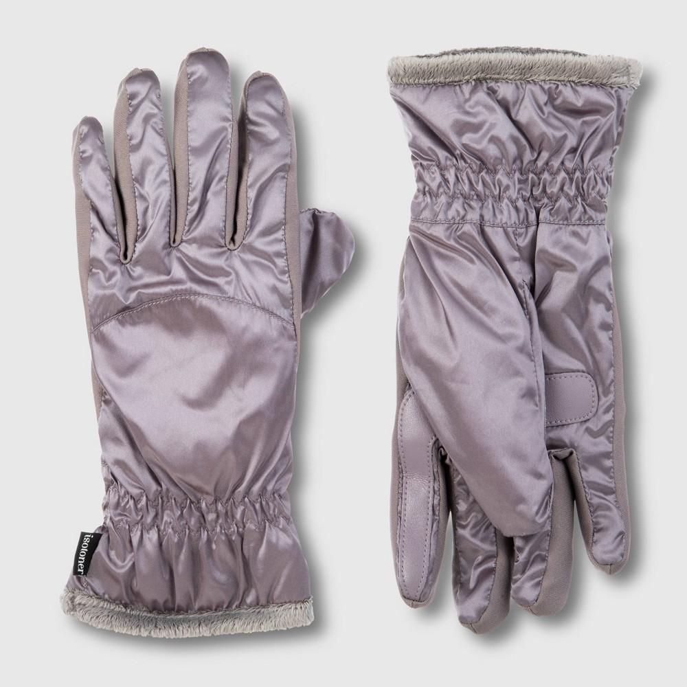 Image of Isotoner Women's Sleek Heat Glove - Lavender One Size, Women's, Purple