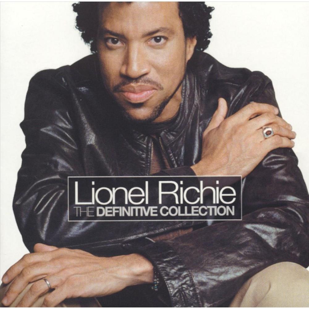 Lionel Richie The Definitive Collection Bonus Disc Cd