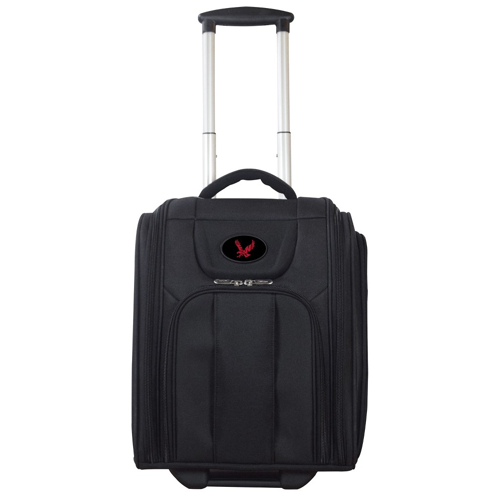 Eastern Washington Eagles Deluxe Wheeled Laptop Briefcase Overnighter, Adult Unisex, Size: Small