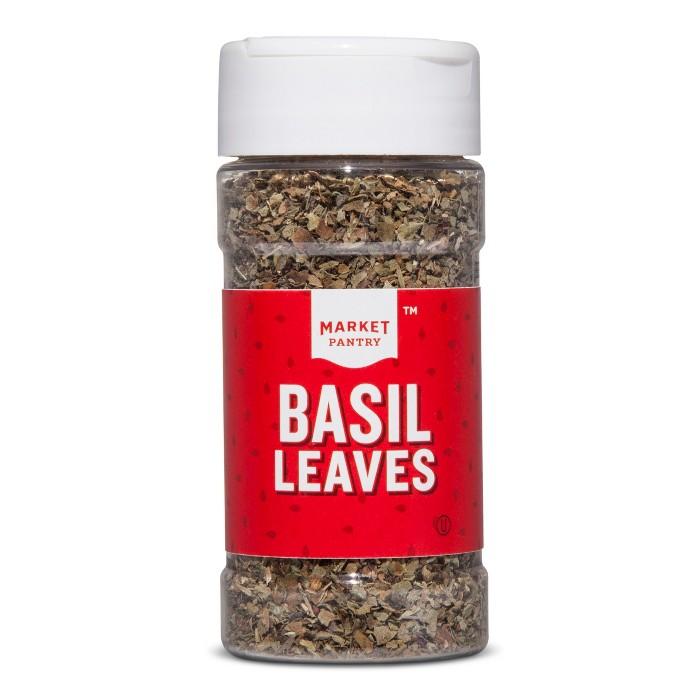Basil Leaves - 0.62oz - Market Pantry™ - image 1 of 1