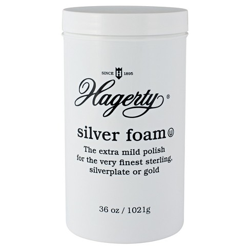 Hagerty Silver Foam (36 ozs) - image 1 of 1