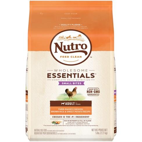 Nutro Wholesome Essentials Small Bites Chicken Target