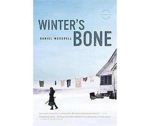 Winter's Bone : A Novel -  Reprint by Daniel Woodrell (Paperback) - image 1 of 1