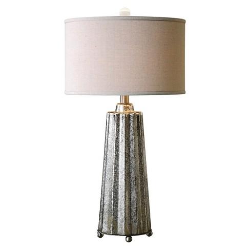 Uttermost Sullivan Mercury Glass Table Lamp Lamp Only Mercury